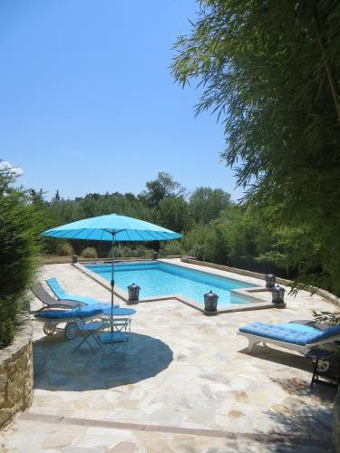Mas De Baumajour : Guest accommodation near Aubignan