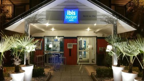 ibis budget Berck Sur Mer : Hotel near Groffliers