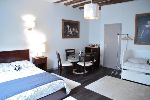 Maison du chatelain : Guest accommodation near Faverolles