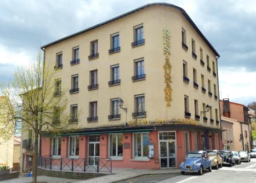 Hôtel du Commerce : Hotel near Saint-Jacques-d'Ambur