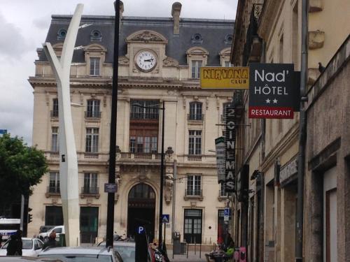 Nad'Hotel : Hotel near Bègles