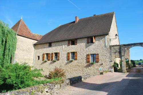 Chambre D' Hotes Des Collines : Bed and Breakfast near Semur-en-Brionnais