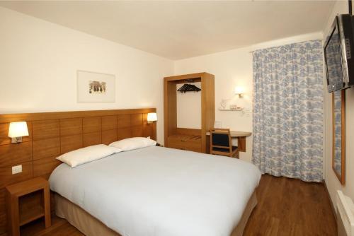 Comfort Hotel Strasbourg - Montagne Verte : Hotel near Eckbolsheim