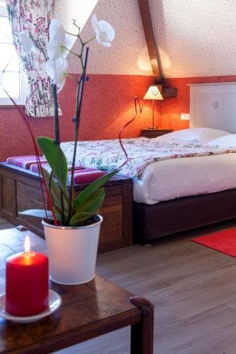 Auberge le centre poitou : Hotel near Aslonnes