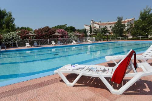 Vacancéole - Résidence Las Motas : Guest accommodation near Alénya