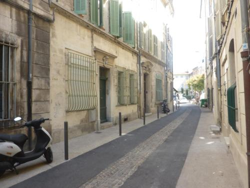 Les Remparts : Apartment near Avignon