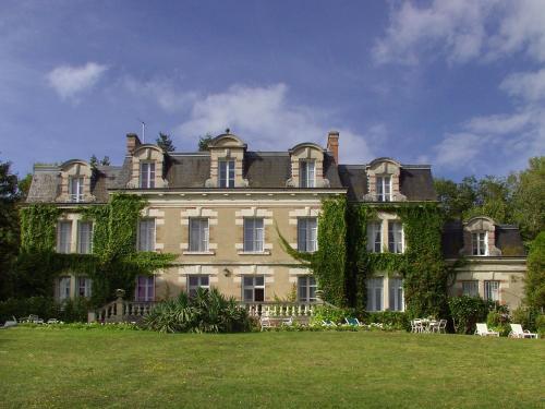 Château des Tertres : Hotel near Onzain