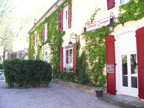 Auberge Cocagne : Hotel near Rogues
