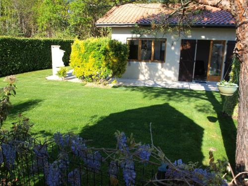 Lac et Nature : Guest accommodation near Saugnacq-et-Muret