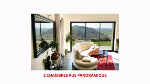 B&B CHEZ FOUCHS - Chambre d'hôtes : Bed and Breakfast near Lamouilly