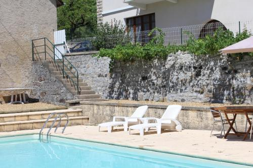 Chambres d'hôtes La Fontaine : Guest accommodation near Estaing