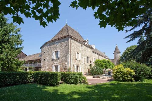 Château de Fleurville & Spa - Les Collectionneurs : Hotel near Azé
