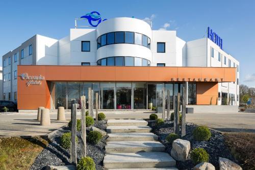 Oceania Rennes : Hotel near La Chapelle-des-Fougeretz