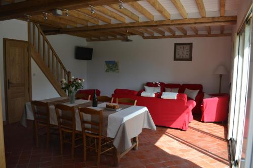 La Bergerie : Guest accommodation near Corbon