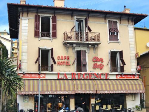 Hotel La Regence : Hotel near Villefranche-sur-Mer