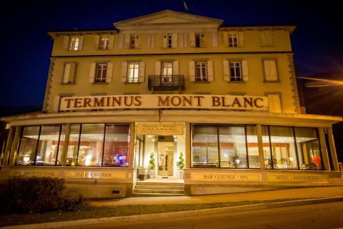 Hotel Terminus : Hotel near Passy