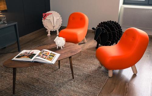 Home Confort : Apartment near Trouhaut