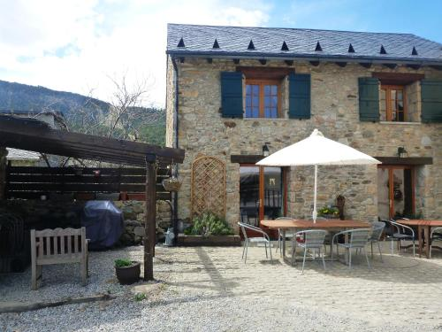 Pyrenees Mountain Cottage : Guest accommodation near Les Angles