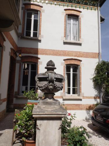 La Maison du Chapelier : Bed and Breakfast near Couiza