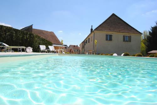 Le Domaine des Papillons : Hotel near Pressigny