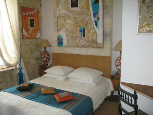 Maison d'hôtes L'Echoppe & Les Toiles : Guest accommodation near Sainte-Eulalie