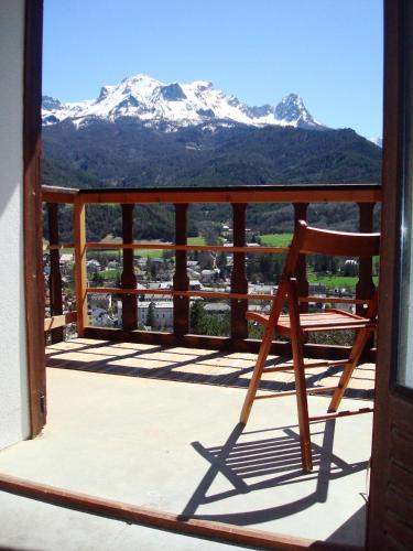 Le Tremplin : Apartment near Barcelonnette