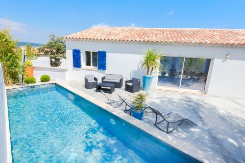 Villa Louise : Guest accommodation near Saint-Hippolyte-de-Montaigu