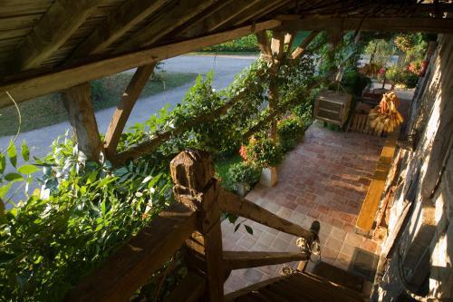 Ferme De Montalibord : Guest accommodation near Reyssouze