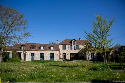 La ferme Du Vieux Moulin : Guest accommodation near Villeneuve-sur-Auvers
