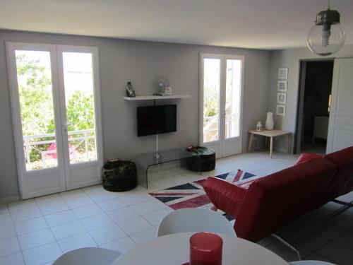 Gite Entre Mer et Terre : Guest accommodation near Bages