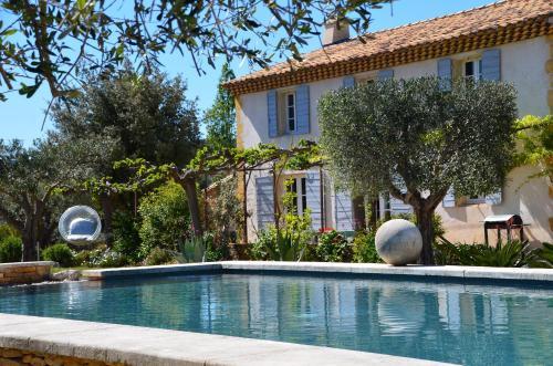 Apartment Jas de Clare : Apartment near La Cadière-d'Azur