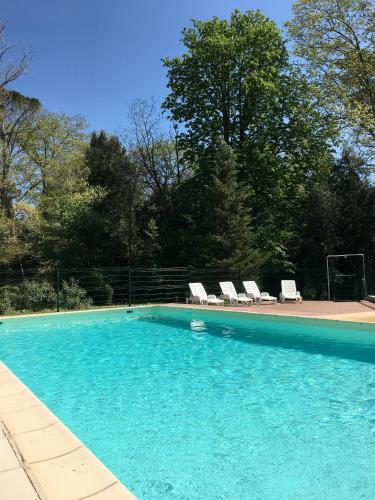 Chateau Pech-Céleyran : Bed and Breakfast near Salles-d'Aude