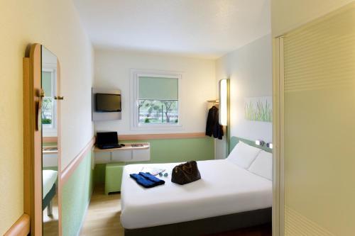 ibis budget Marne la Vallée Bry sur Marne : Hotel near Neuilly-sur-Marne