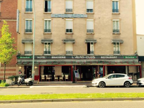 Aero Hotel : Hotel near Châtillon