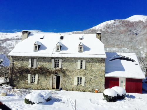 Maison Jeanne : Bed and Breakfast near Saccourvielle