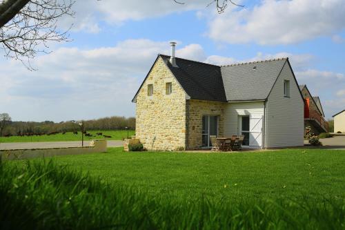 Gîtes de La Ferme de Vur Ven : Guest accommodation near Pleuven