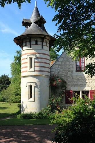 Maison d'Hôtes La Chouanniere : Bed and Breakfast near Longué-Jumelles