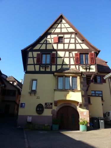 Gite de la dime : Apartment near Thannenkirch