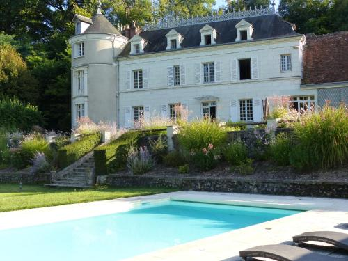 Manoir de la Vigneraie : Bed and Breakfast near Saint-Martin-le-Beau