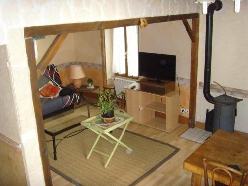 Les Aubettes : Apartment near Bansat