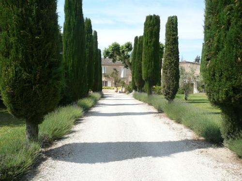 Les Chambres des Taillades : Bed and Breakfast near Taillades