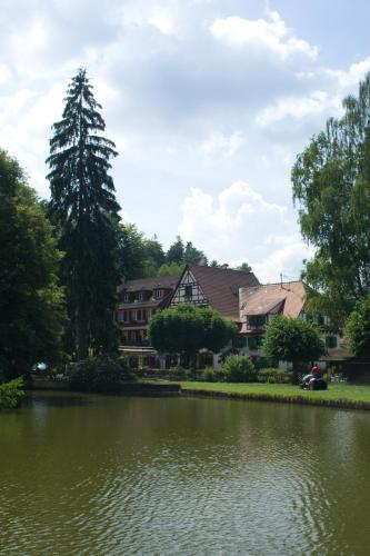 Auberge d'Imsthal : Hotel near Menchhoffen