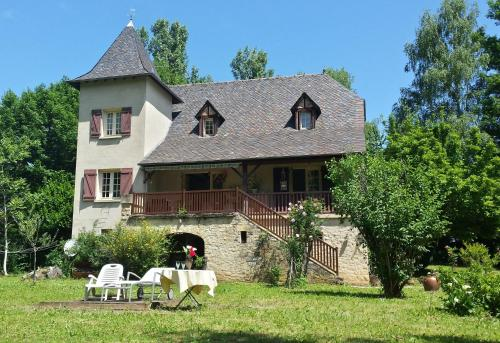 Fred et Jules : Bed and Breakfast near Brivezac