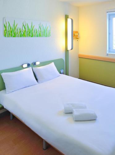 ibis budget Santeny : Hotel near Courquetaine