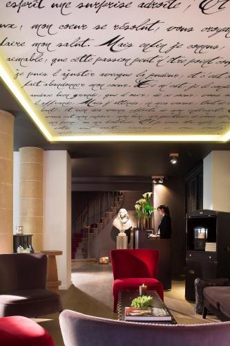 Hôtel Molière : Hotel near Paris 2e Arrondissement