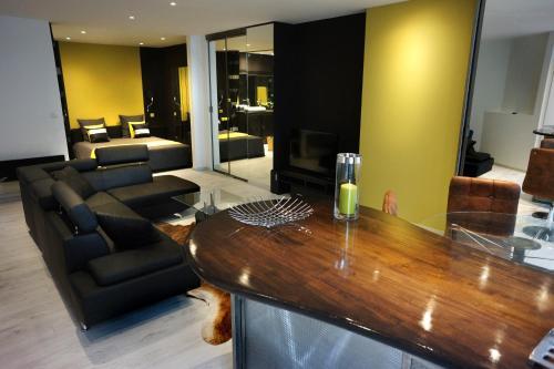 Luxueux Loft : Apartment near Le Revest-les-Eaux