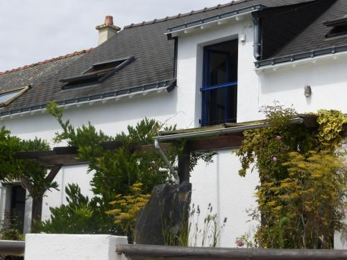 Melusine : Guest accommodation near Saint-Vincent-sur-Oust