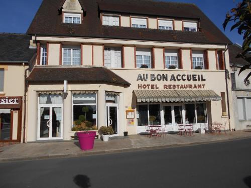 Au Bon Accueil : Hotel near Saires-la-Verrerie