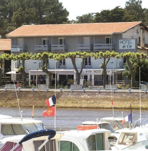 Hotel du Cap : Hotel near Capbreton