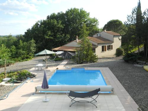Villa Rive D'ardèche : Guest accommodation near Vogüé